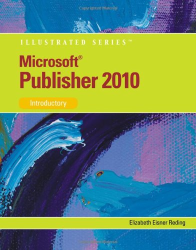 Microsoft� Publisher 2010   2011 edition cover