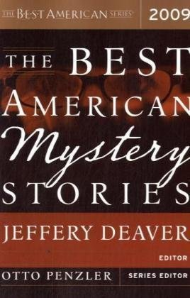Best American Mystery Stories 2009   2009 9780547237503 Front Cover