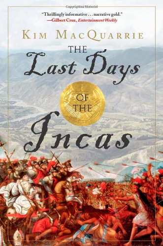 Last Days of the Incas  N/A edition cover