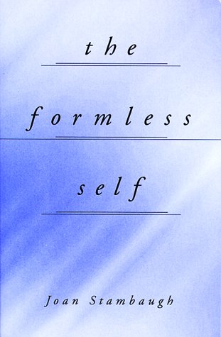 Formless Self   1999 edition cover