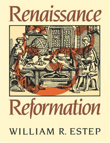 Renaissance and Reformation   1986 edition cover