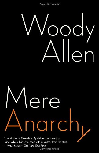 Mere Anarchy  N/A edition cover