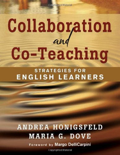 Collaboration and Co-Teaching Strategies for English Learners  2010 edition cover