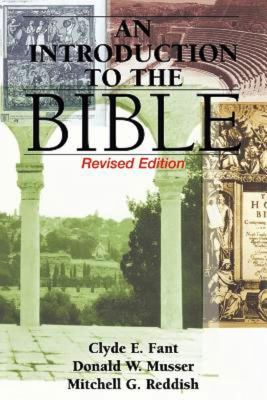 Introduction to the Bible Revised Edition N/A edition cover