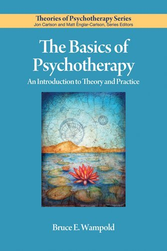 Basics of Psychotherapy An Introduction to Theory and Practice  2010 edition cover