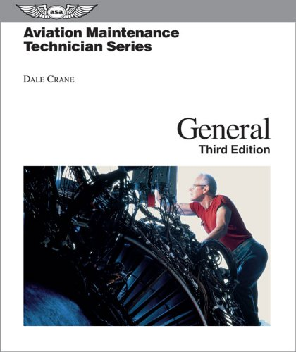 Aviation Maintenance Technician: General  3rd 2005 edition cover