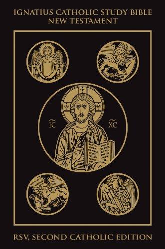 Ignatius Catholic Study Bible New Testament   2009 9781586172503 Front Cover