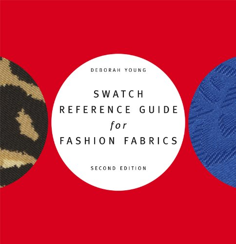 Swatch Reference Guide for Fashion Fabrics  2nd 2013 edition cover