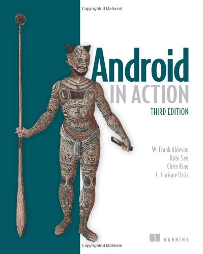 Android in Action  3rd 2011 (Revised) edition cover