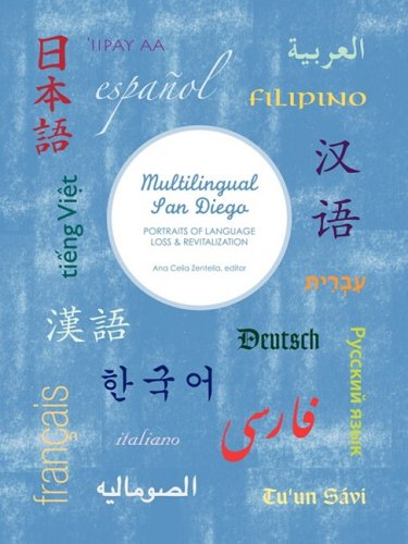 Multilingual San Diego Portraits of Language Loss and Revitalization N/A edition cover