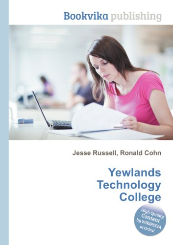 Yewlands Technology College  0 edition cover
