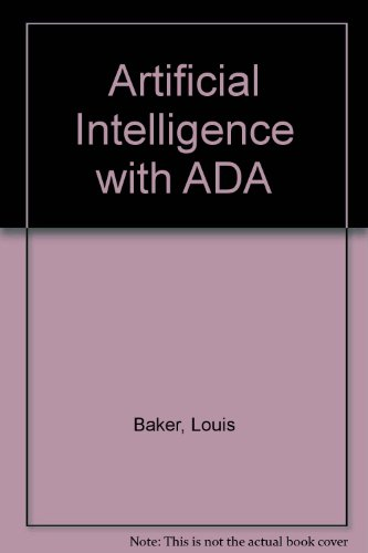 Artificial Intelligence in the Ada Environment  1989 edition cover