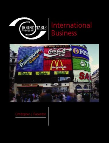 International Business   2008 edition cover