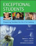 Exceptional Students Preparing Teachers for the 21st Century 2nd 2015 edition cover