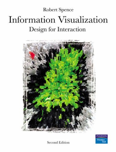 Information Visualization Design for Interaction 2nd 2007 (Revised) edition cover