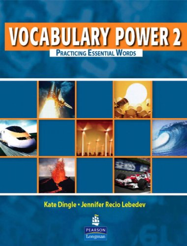 Vocabulary Power 2 Practicing Essential Words  2007 edition cover