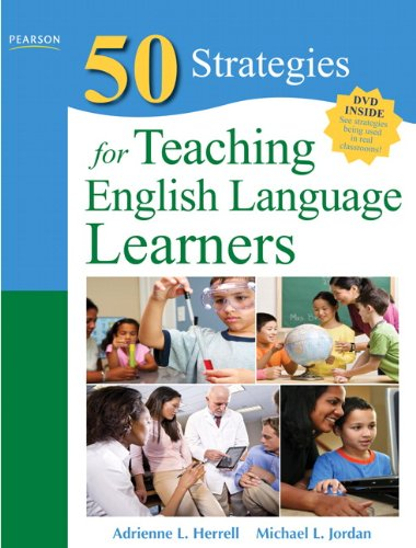 Fifty Strategies for Teaching English Language Learners  4th 2012 edition cover
