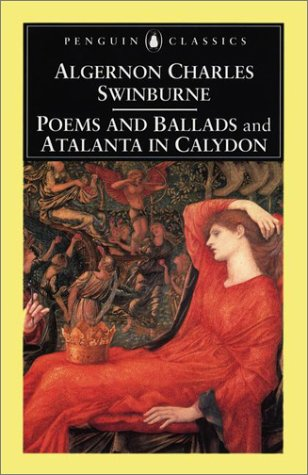 Poems and Ballads and Atalanta in Calydon   2000 edition cover