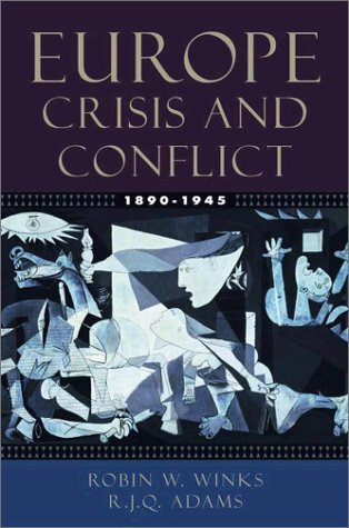 Europe, 1890-1945 Crisis and Conflict  2003 edition cover