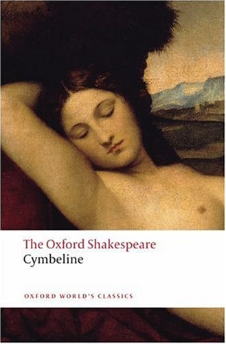 Cymbeline   2008 edition cover