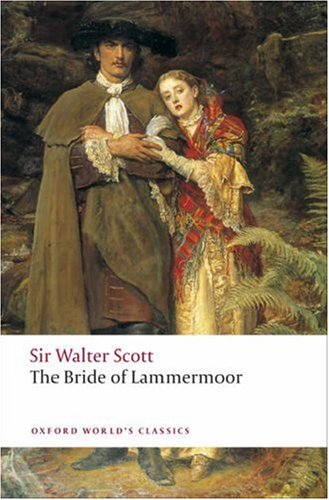 Bride of Lammermoor   2008 edition cover