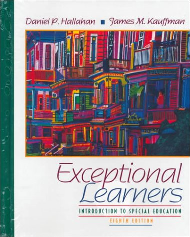 EXCEPTIONAL LEARNERS-W/TEACHIN N/A edition cover