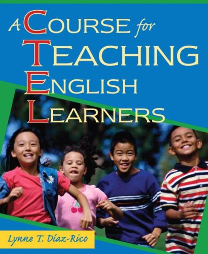 Course for Teaching English Learners   2008 9780205510504 Front Cover