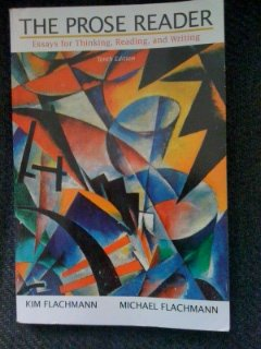 Prose Reader Essays for Thinking, Reading, and Writing 10th 2014 edition cover