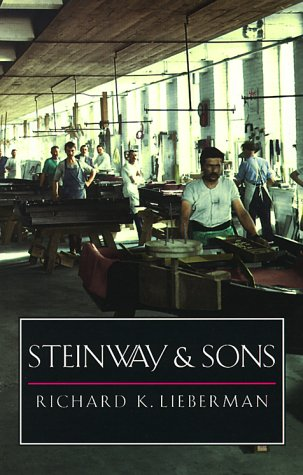 Steinway and Sons   1997 edition cover