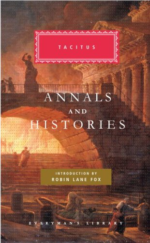 Annals and Histories   2009 edition cover