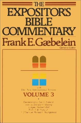 Deuteronomy, Joshua, Judges, Ruth, 1 and 2 Samuel   1992 edition cover