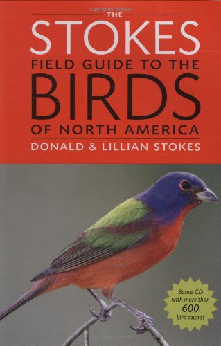 Stokes Field Guide to the Birds of North America   2010 edition cover
