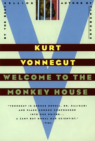 Welcome to the Monkey House   1968 edition cover