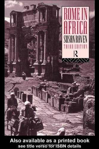 Rome in Africa  3rd 1993 (Revised) edition cover