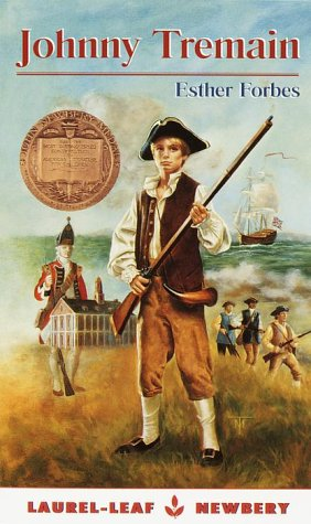 Johnny Tremain  N/A edition cover