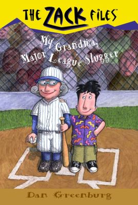 My Grandma, Major League Slugger   2001 9780448425504 Front Cover
