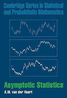 Asymptotic Statistics   2000 edition cover