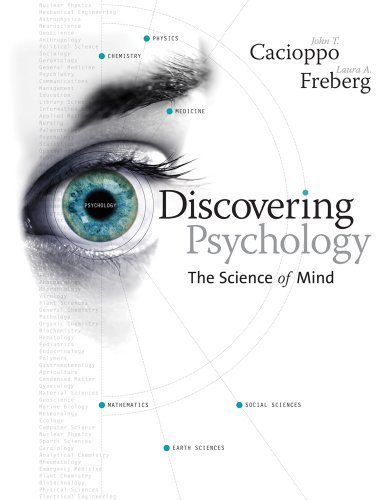 Discovering Psychology The Science of Mind  2013 edition cover