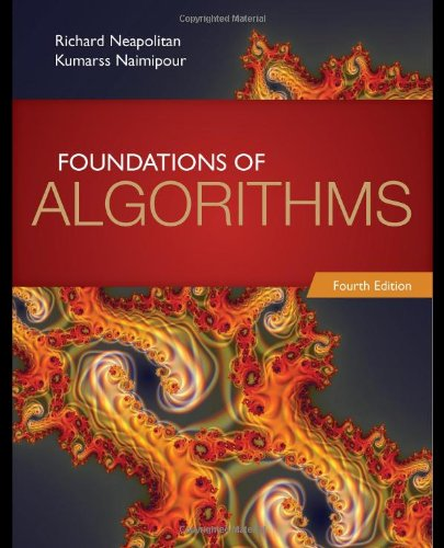 Foundations of Algorithms  4th 2011 (Revised) edition cover