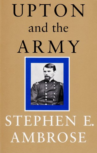 Upton and the Army   1993 9780807118504 Front Cover
