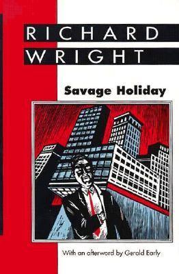 Savage Holiday  Reprint edition cover
