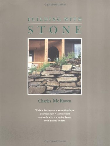 Building with Stone  2nd (Reprint) 9780882665504 Front Cover