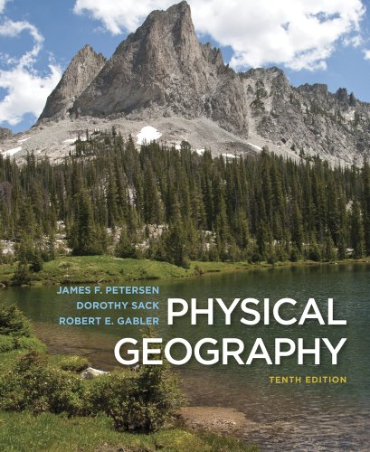 Physical Geography  10th 2012 edition cover