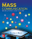 Introduction to Mass Communication: Media Literacy and Culture  2016 9781259376504 Front Cover