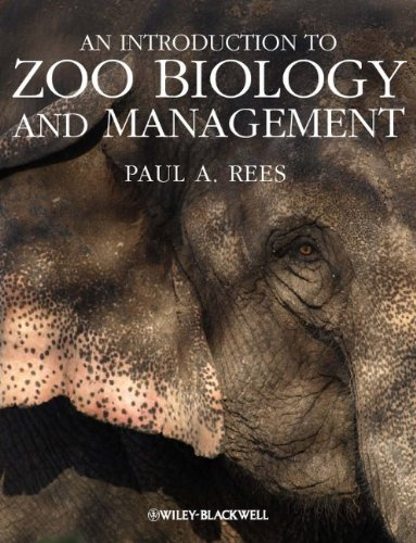 Introduction to Zoo Biology and Management   2011 edition cover