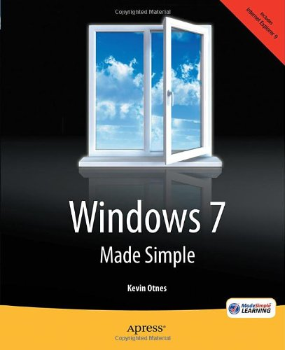 Windows 7 Made Simple   2011 9781430236504 Front Cover