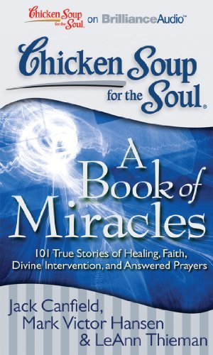 A Book of Miracles: 101 True Stories of Healing, Faith, Divine Intervention, and Answered Prayers  2012 edition cover