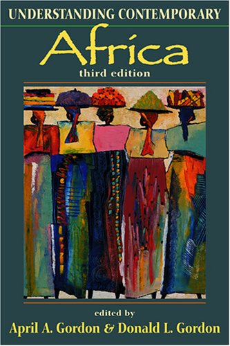 Understanding Contemporary Africa  3rd 2001 edition cover