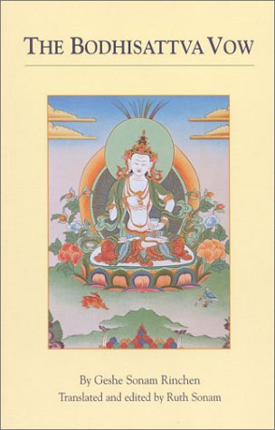 Bodhisattva Vow   2000 9781559391504 Front Cover