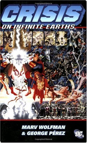 Crisis on Infinite Earths   2000 (Revised) edition cover